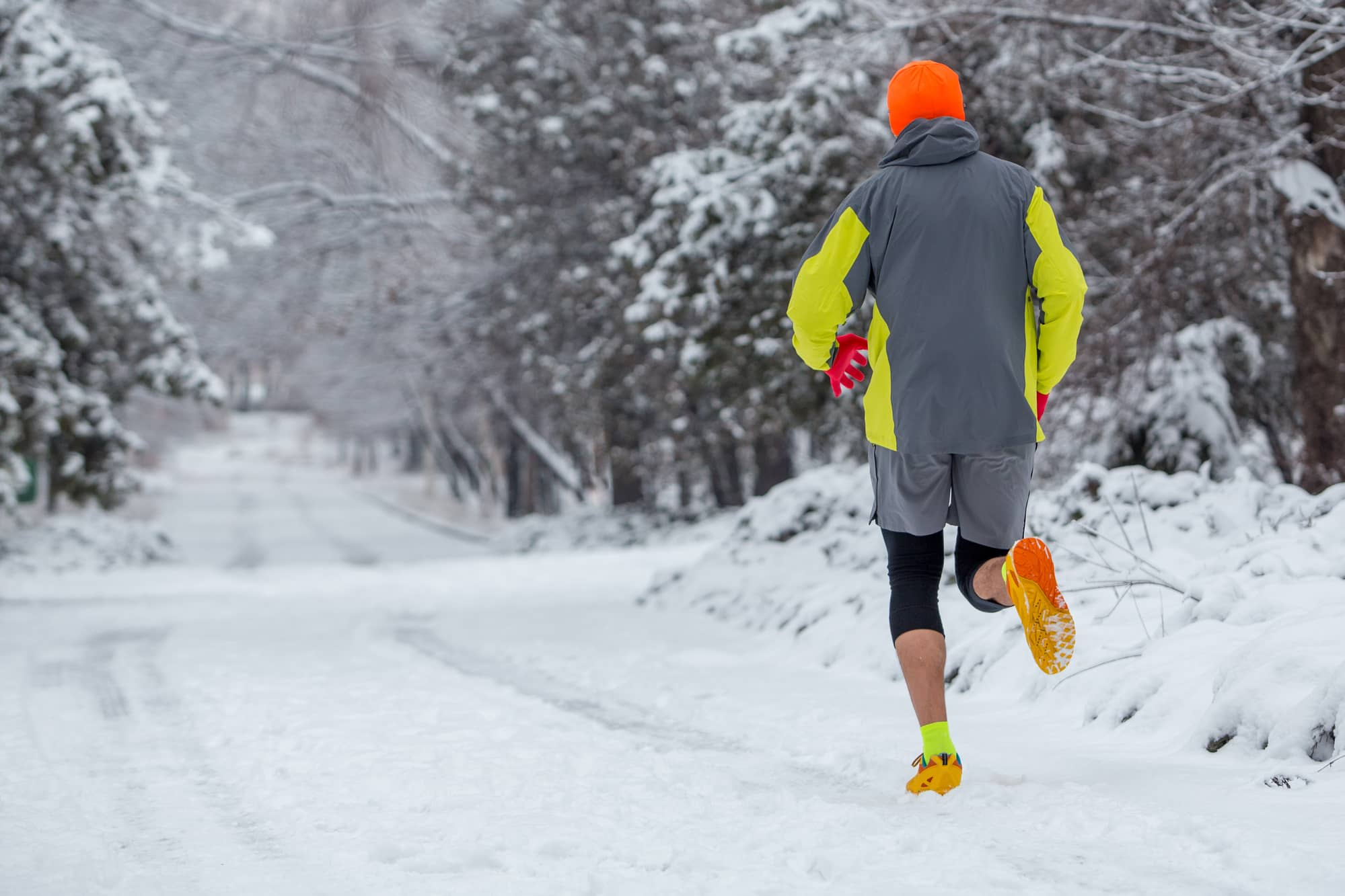 local park ideal for new runners