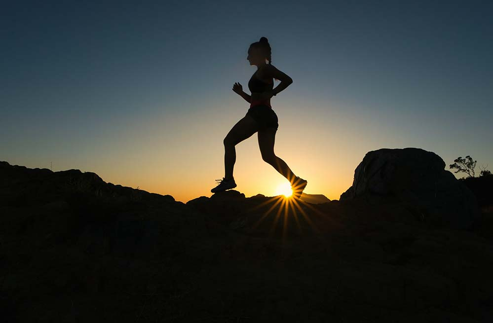 benefits of running in the morning before eating include faster energy metabolism