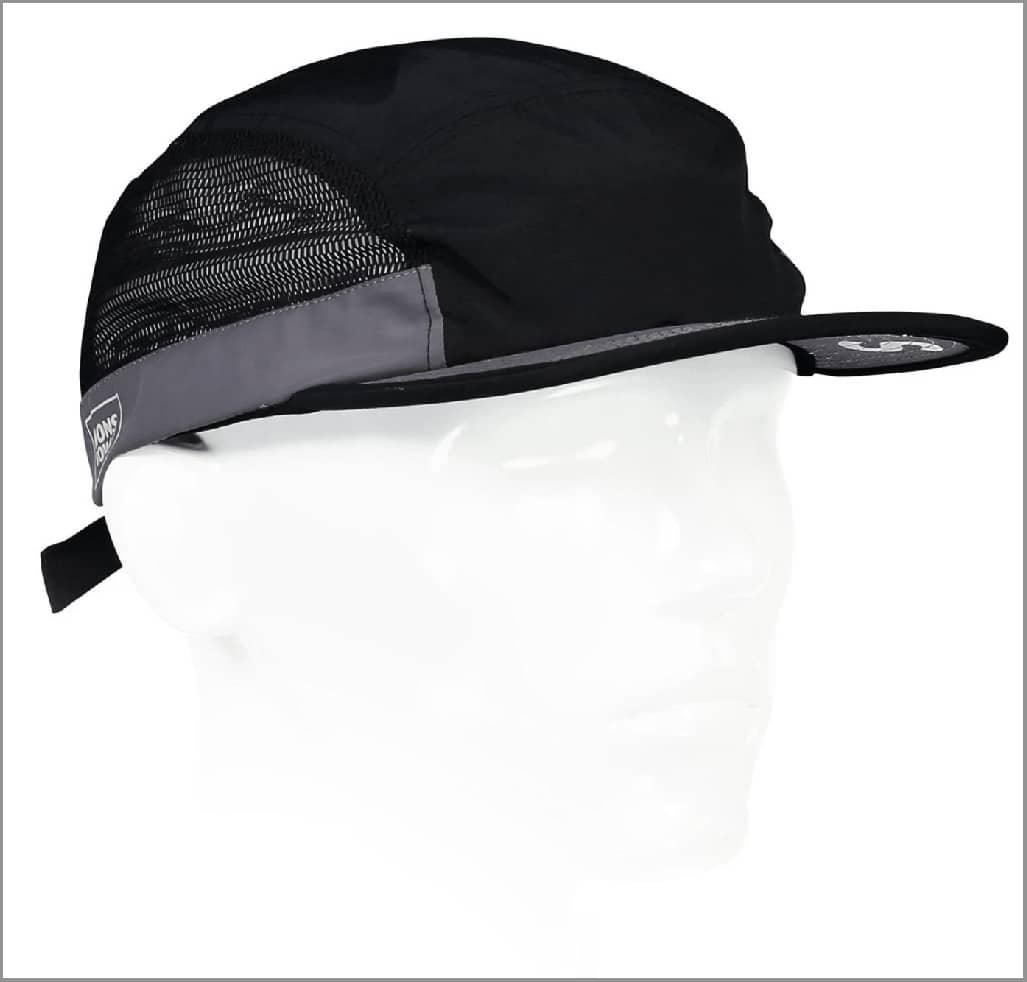 breathable running cap lightweight mesh material