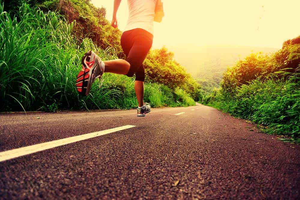 runners must dispel self doubts to stay positive about running